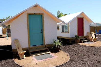 Awesome Luxury Camping In Port Aransas Glamping Hub Home Interior And Landscaping Mentranervesignezvosmurscom