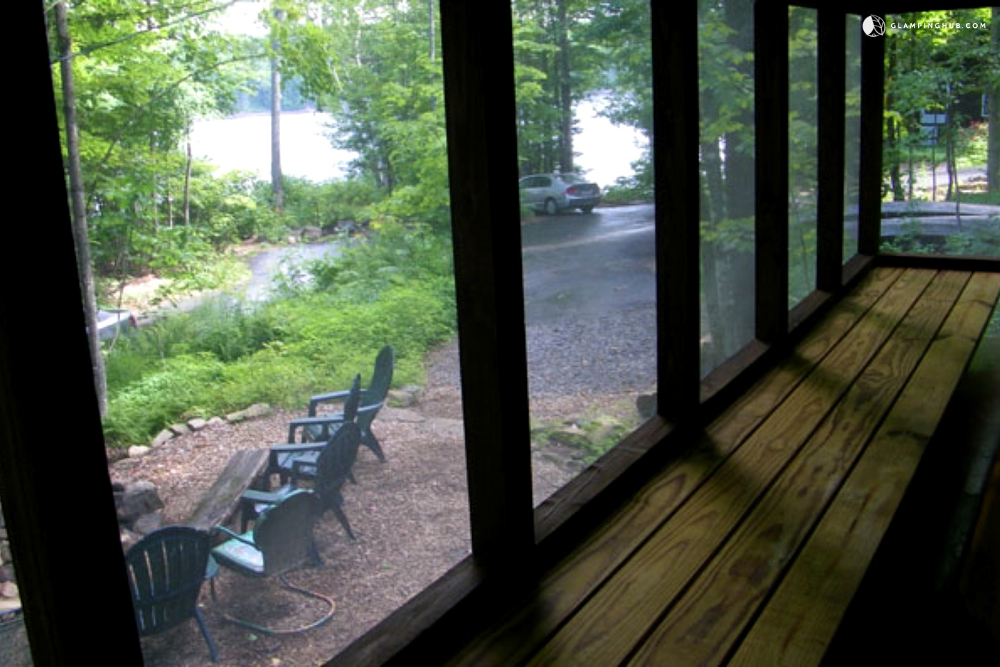 Cabin in the woods in upstate new york for Upstate new york cabin