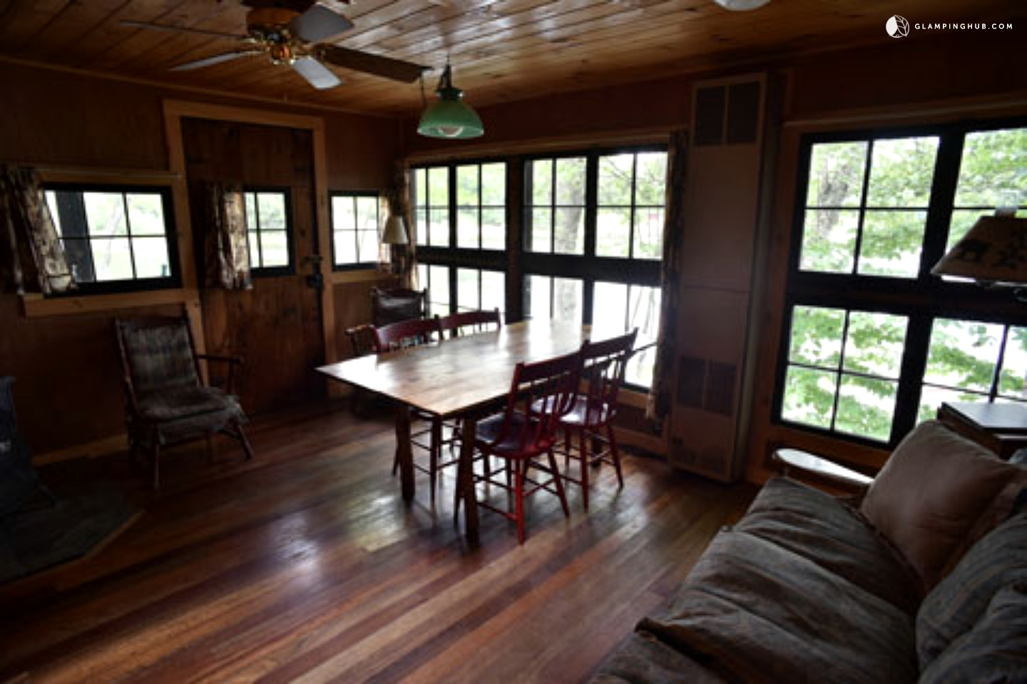 Adirondack Cabin Rental In Upstate New York