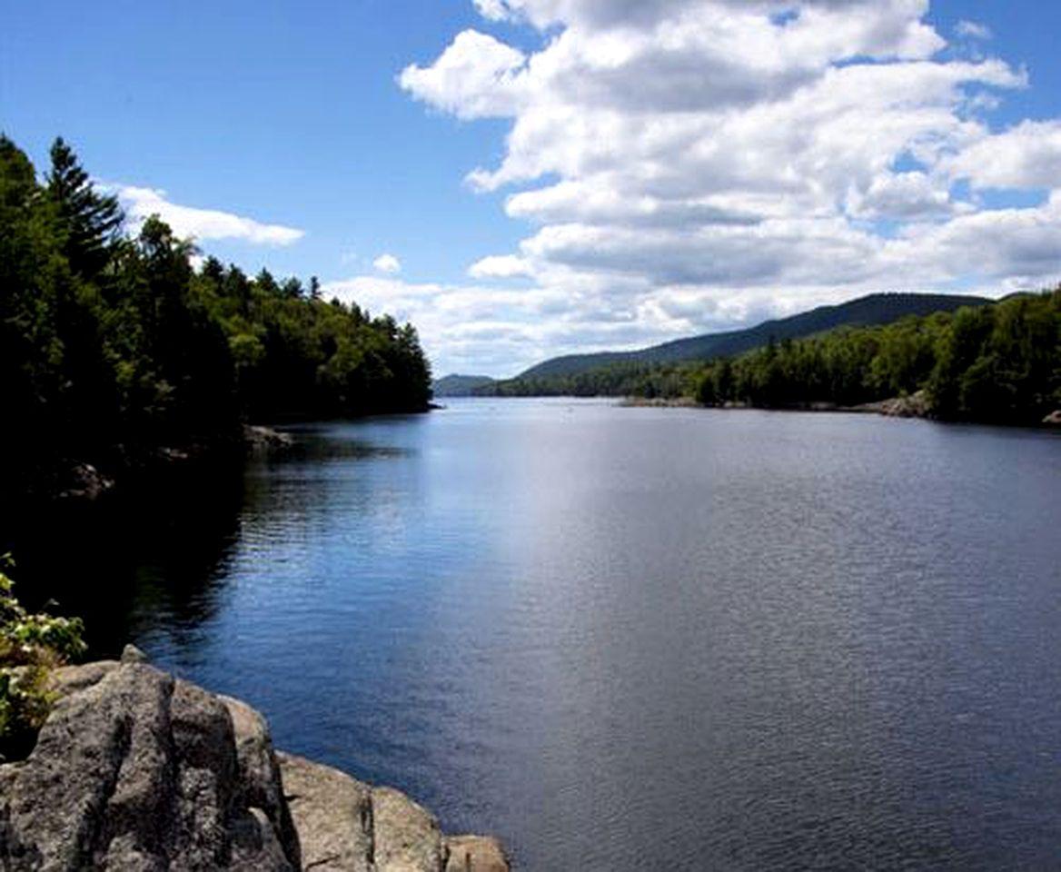 On Indian Lake | Indian lake, Adirondacks, State parks