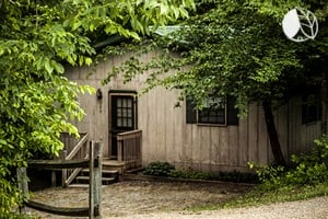 Attirant ... Camping Cabin With Front Porch Near Johnson City, Tennessee. Add To  Wishlist