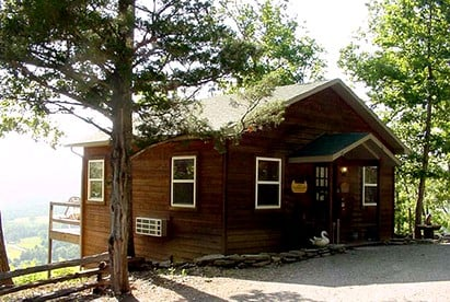 Rent A Cabin With A Hot Tub Arkansas Glamping Hub