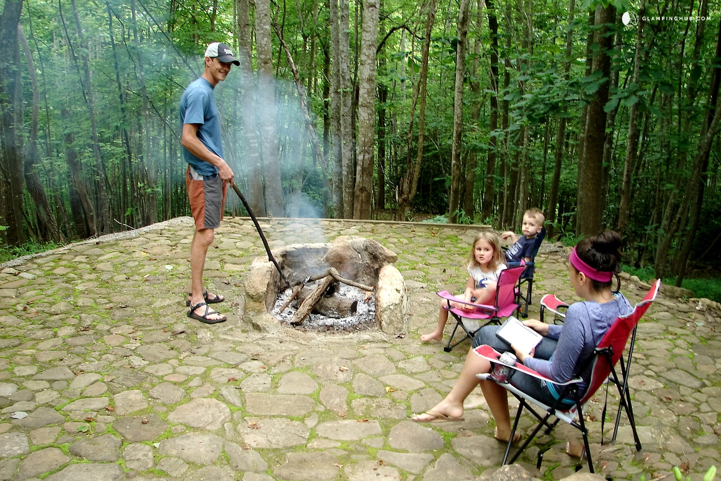 Luxury Tent Camping In North Carolina Glamping In North
