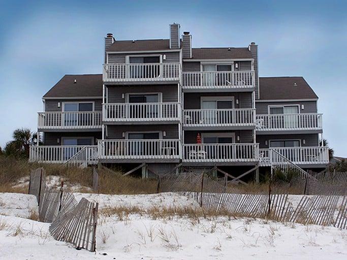 Pet-Friendly Beachfront Cottage Rental in Port Saint Joe, Florida