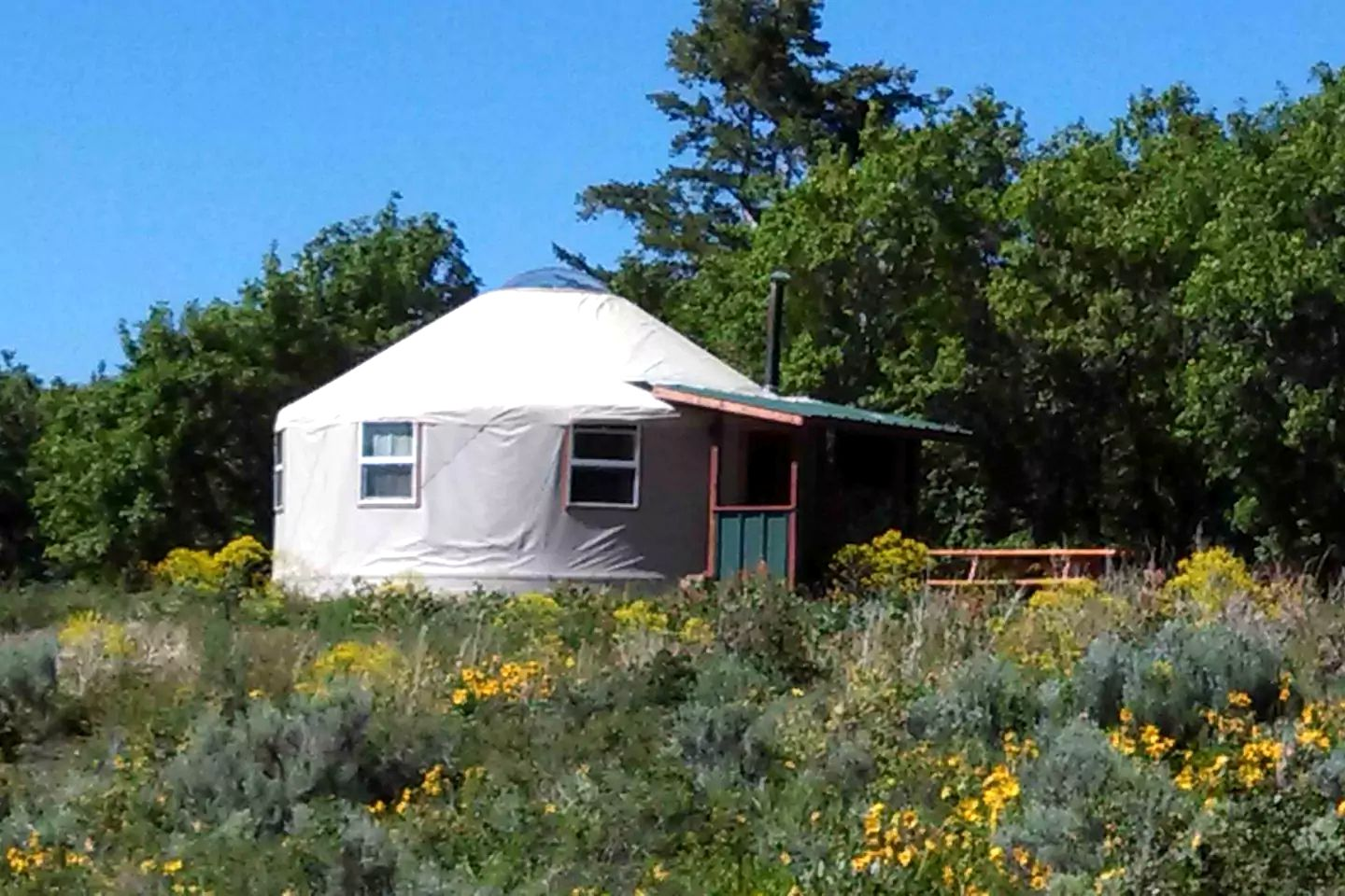 Yurts (Pocatello, Idaho, United States)