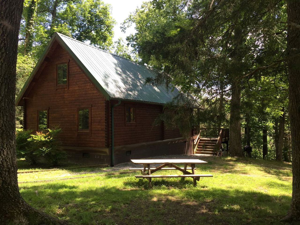 Jefferson National Forest cabins  (Luray, Virginia, United States)