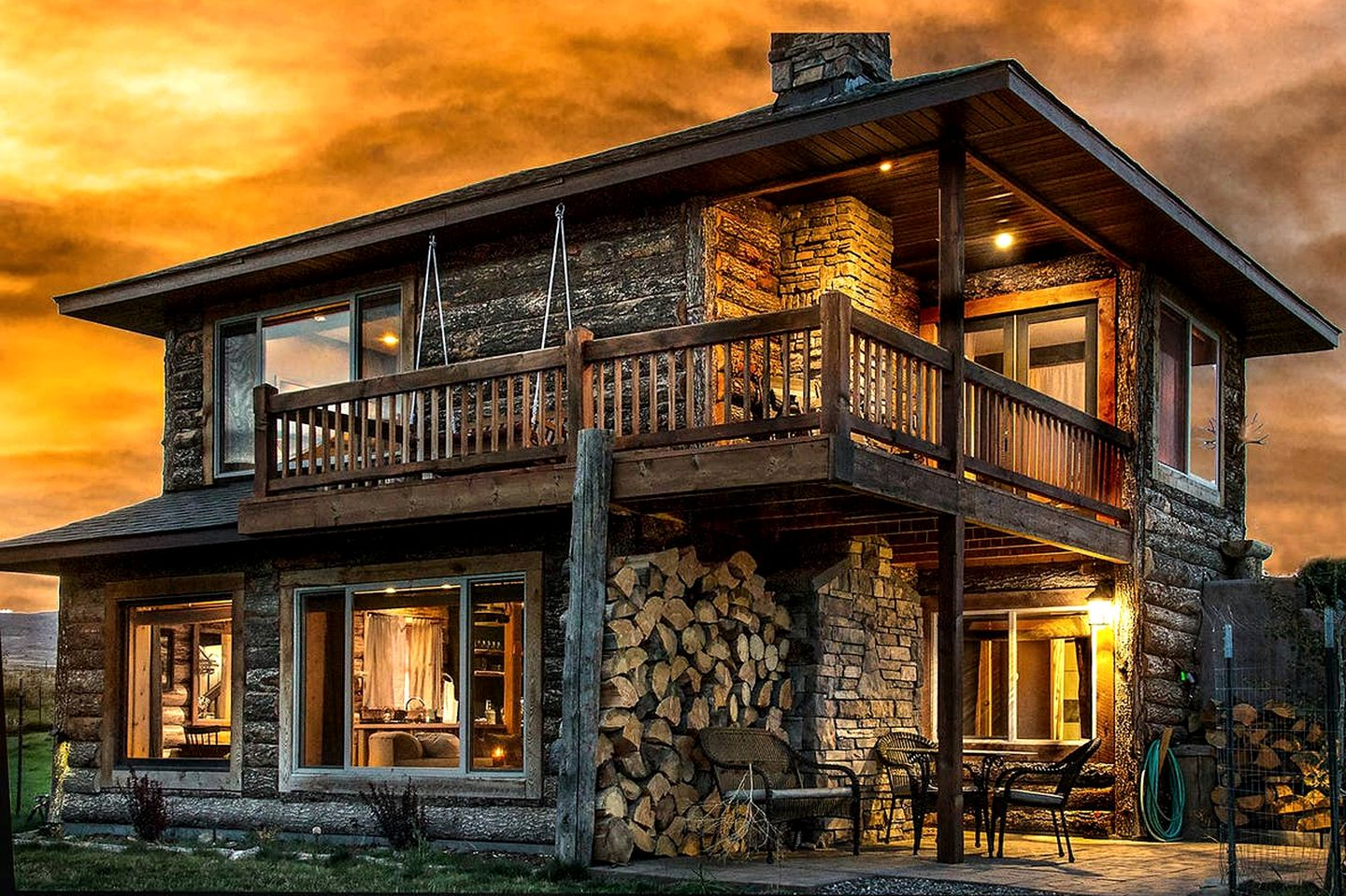 Cabins (Livingston, Montana, United States)