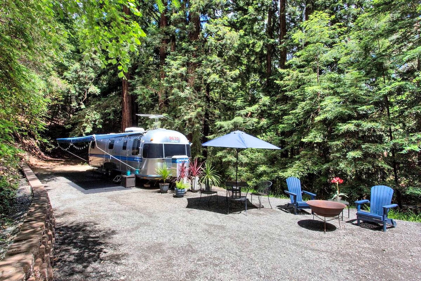 Airstreams (Scotts Valley, California, United States)