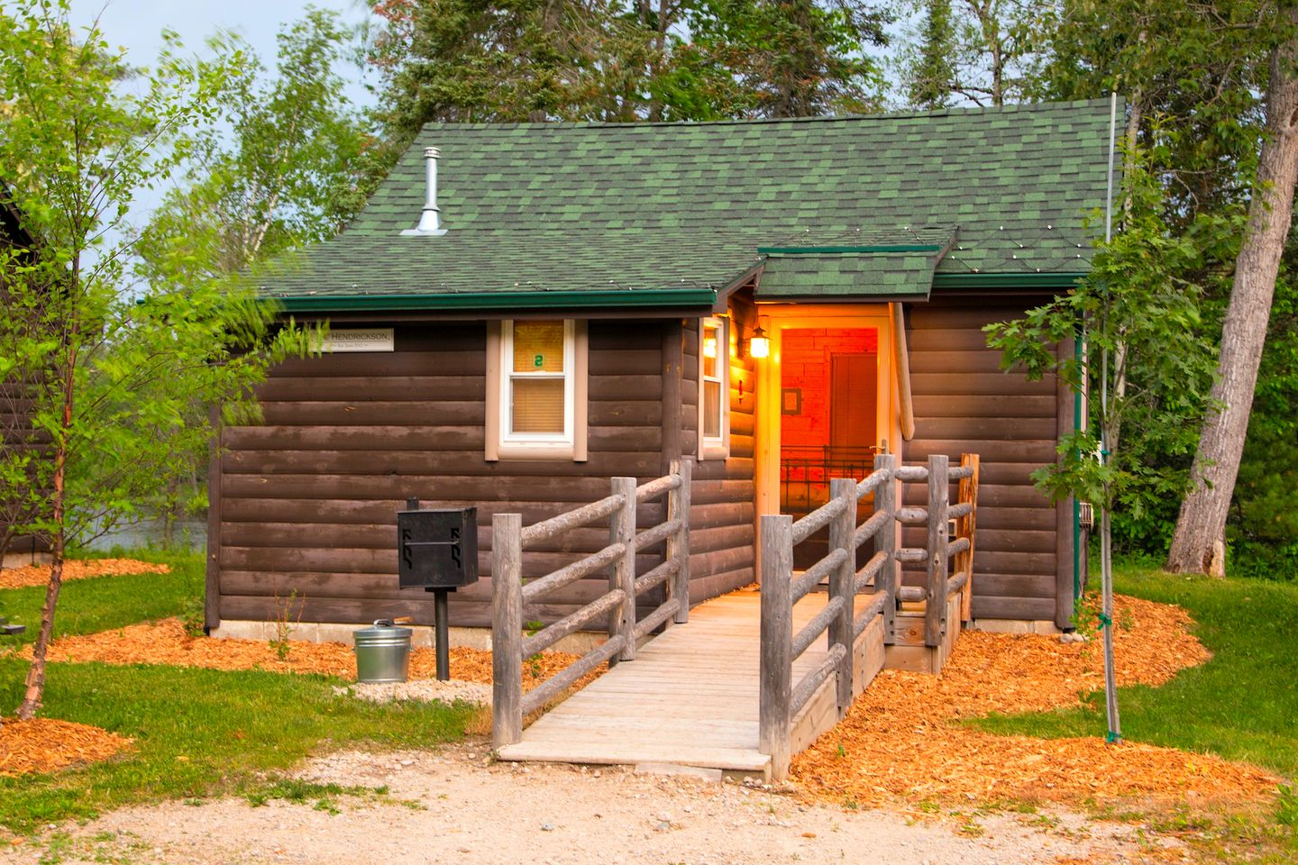 Cabins (Grayling , Michigan, United States)