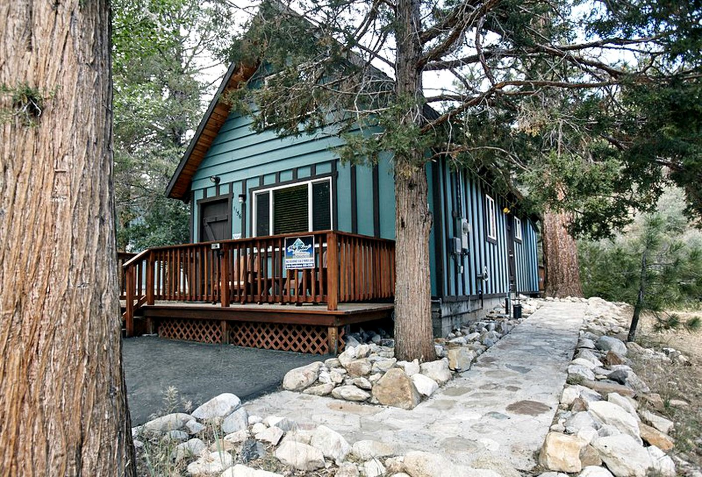 Best Cabins: San Bernardino Mountains (Big Bear City, California, United States)