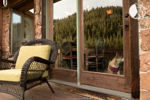 Photo of Charming Cabin Rental with Breathtaking Mountain Views near Longs Peak, Colorado