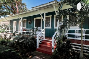 Photo of Charming Family-Friendly Cottage Rental with Ocean View near Mauna Kea Volcano, Hawaii