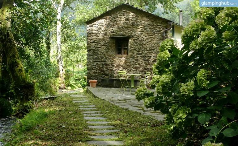 Casas rurales en ortigueira la coru a glamping galicia - Casas de campo en galicia ...