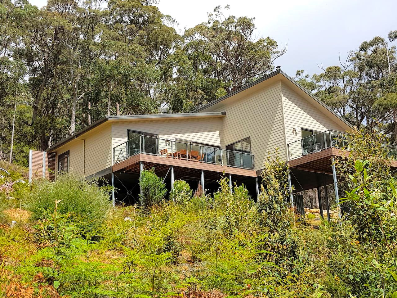 This Cradle Mountain accommodation sitting pretty among the flora, is the ideal Tasmania getaway