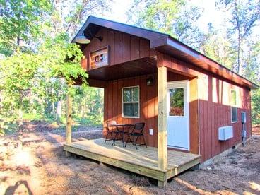 Rustic Cabin Rentals in Michigan: Luxury Cabin Rentals To Rent