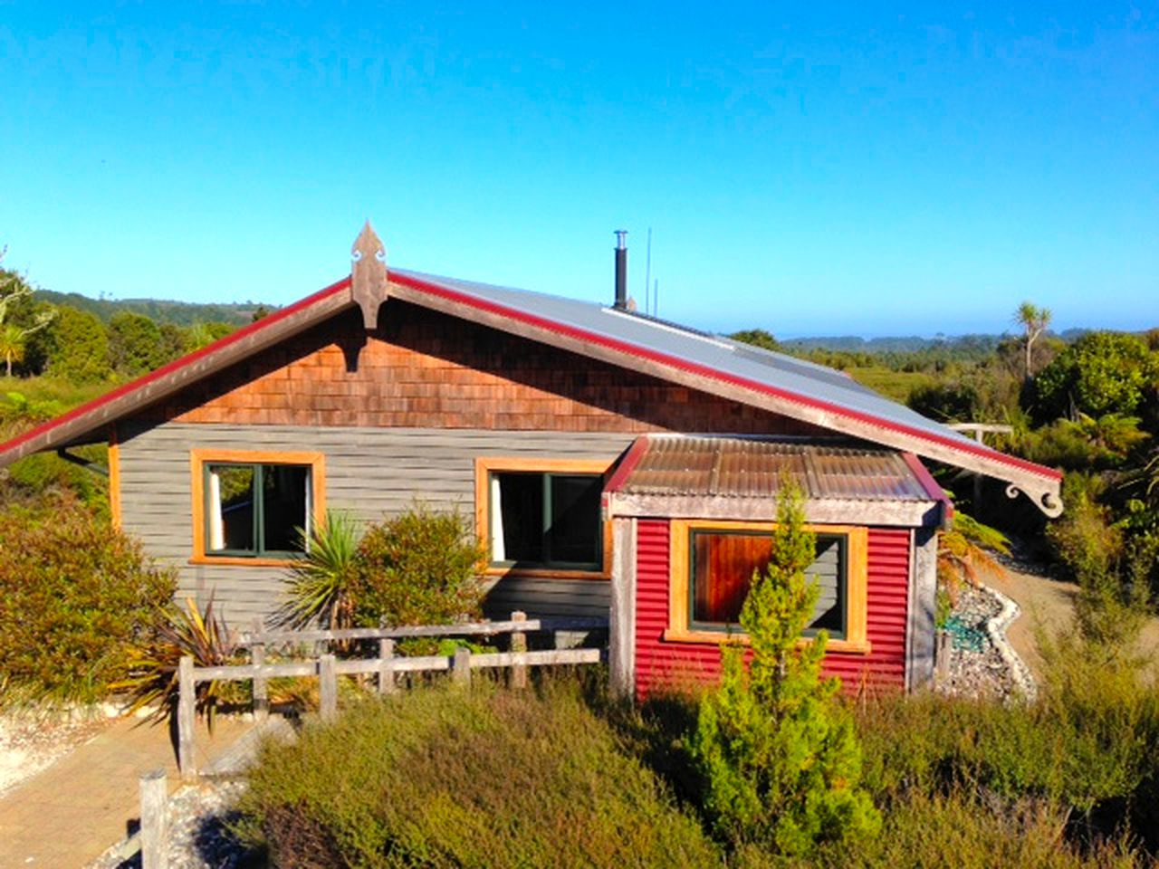 Nature Lodges (Westport, South Island, New Zealand)