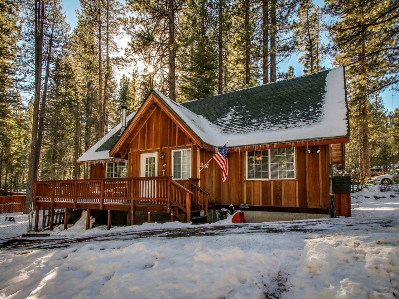 Cabins (South Lake Tahoe, California, United States)