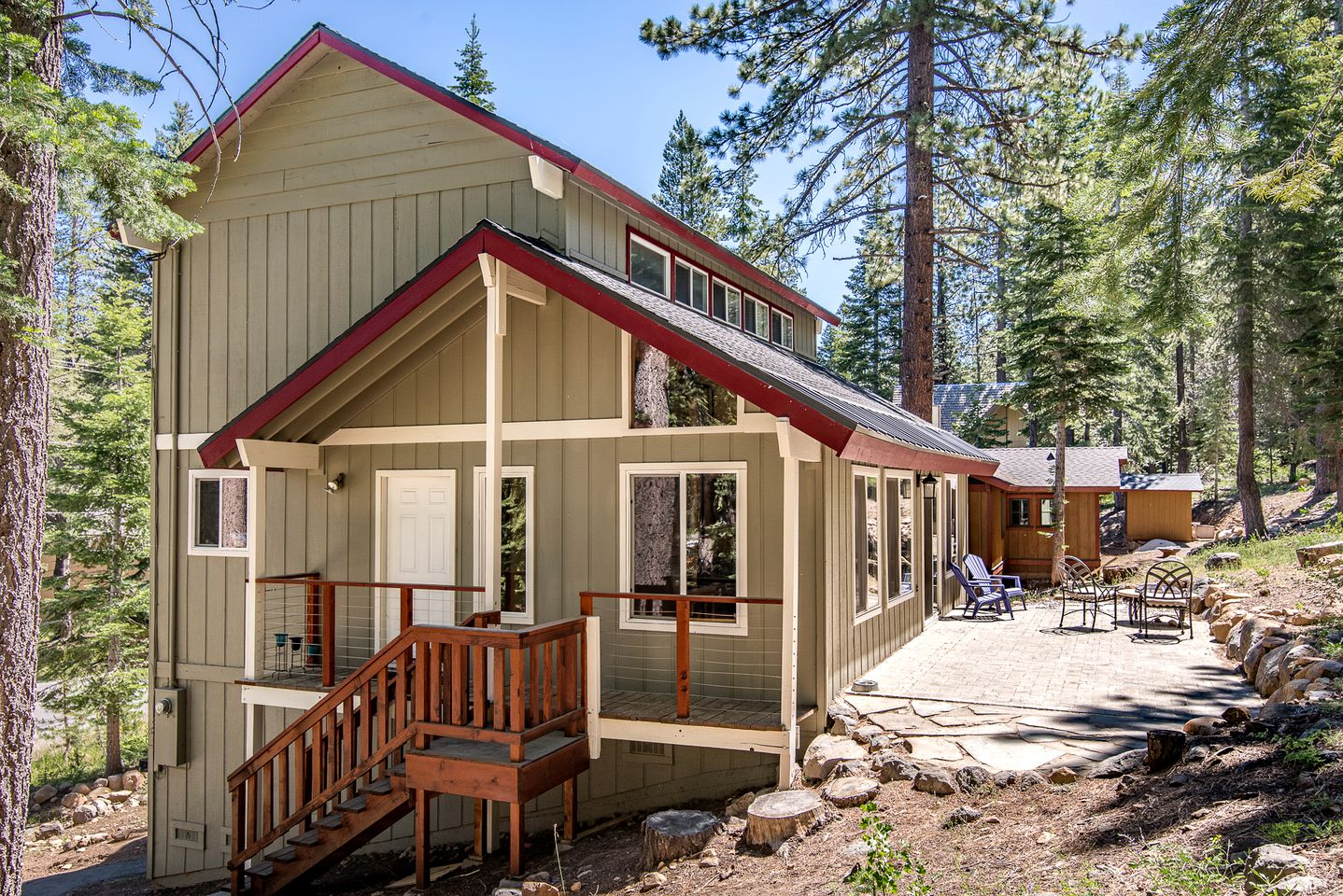 Vacation Rentals (Truckee, California, United States)