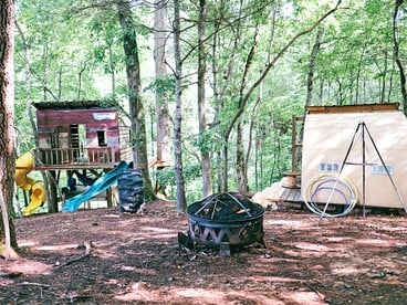 Luxury Camping in North Carolina | Glamping Hub