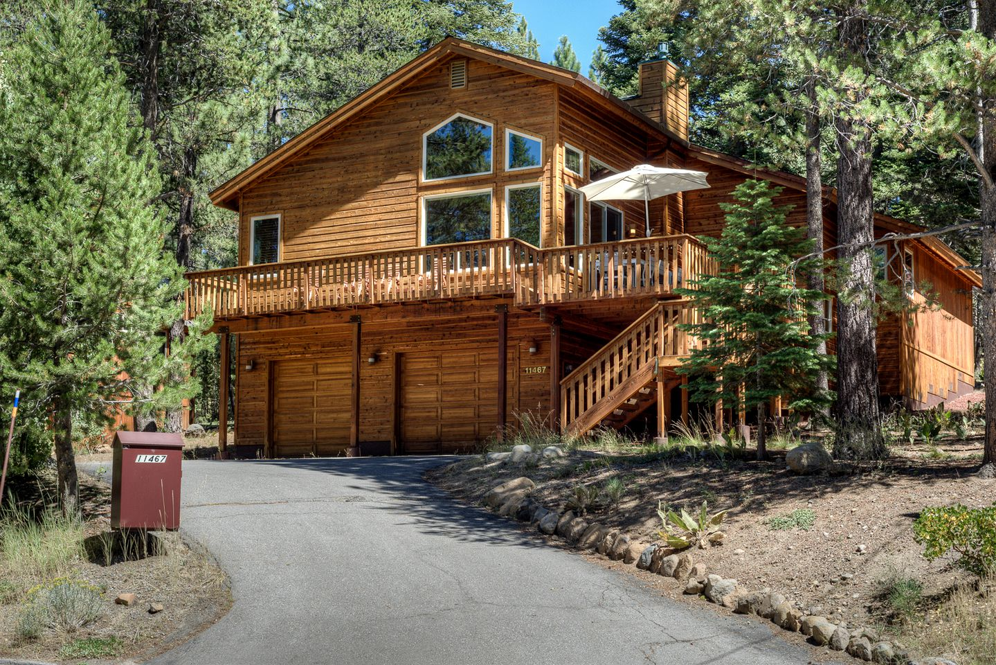 Cabins (Truckee, California, United States)