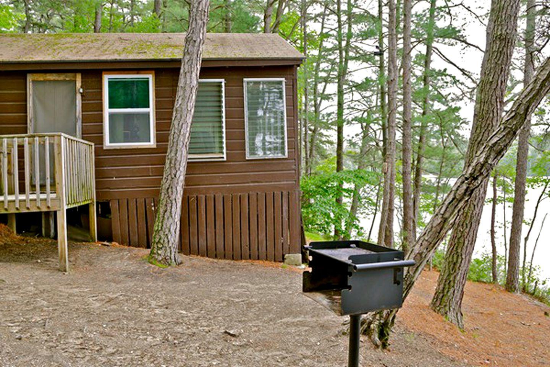 Log Cabin Rental in Tamworth, New Hampshire