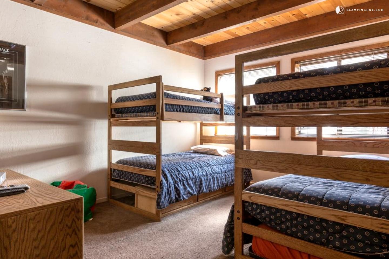 Sierra nevada mountain cabin in california for Sierra nevada cabine