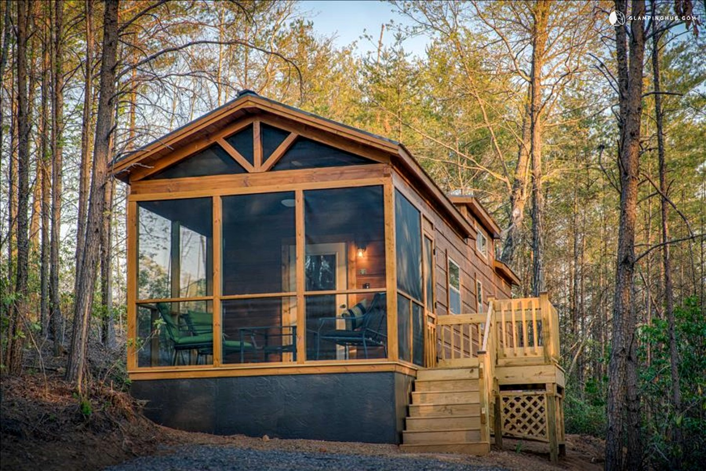 Cabin Rental Next To Lake Lure North Carolina