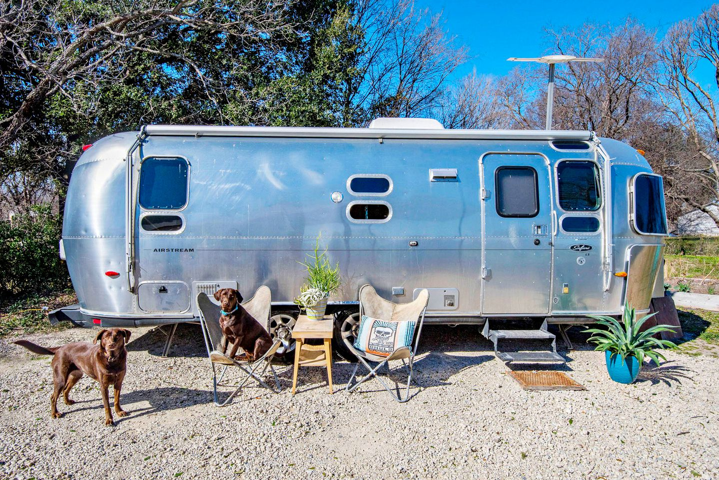 Airstreams (Hico, Texas, United States)