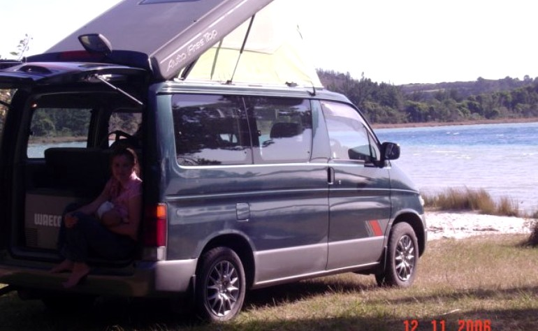 Family-Friendly Campervan for Private Hire to Explore North Island, New  Zealand