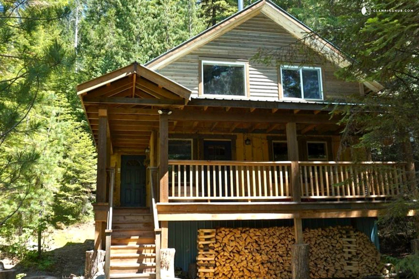 cabin getaway in nelson british columbia