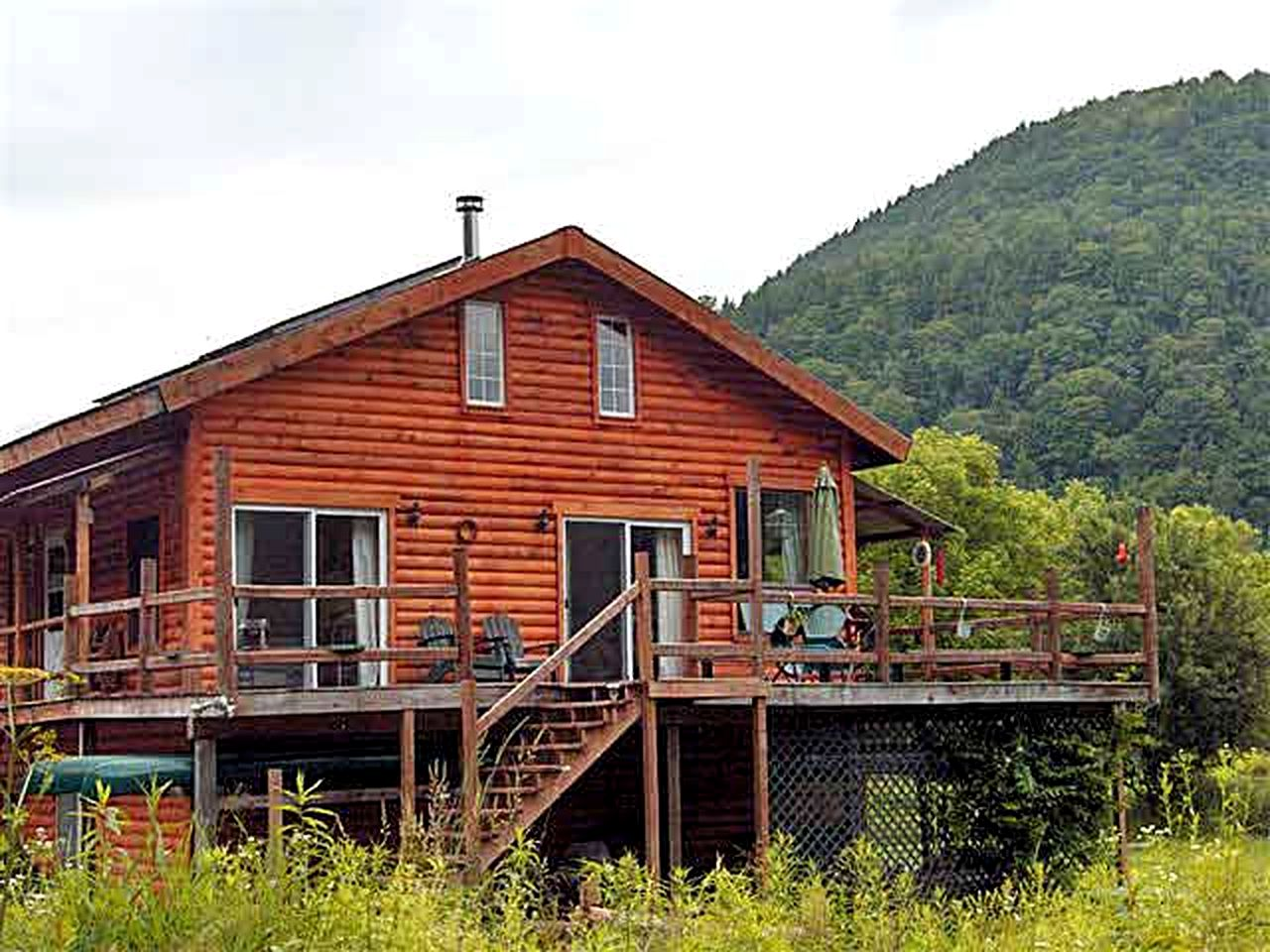 Cabins (Downsville, New York, United States)