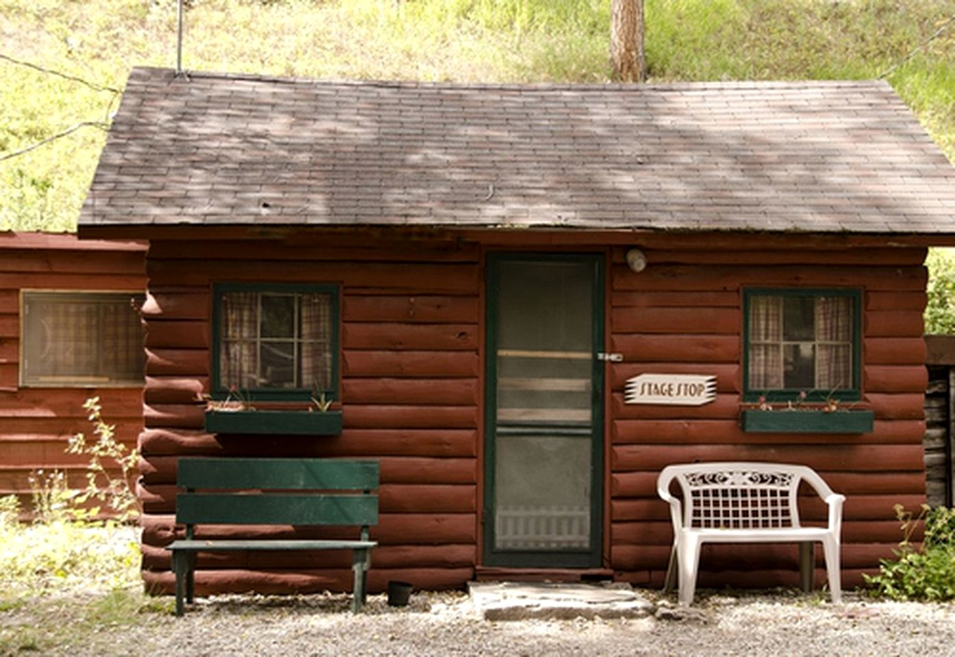 Cabins (Lead, South Dakota, United States)