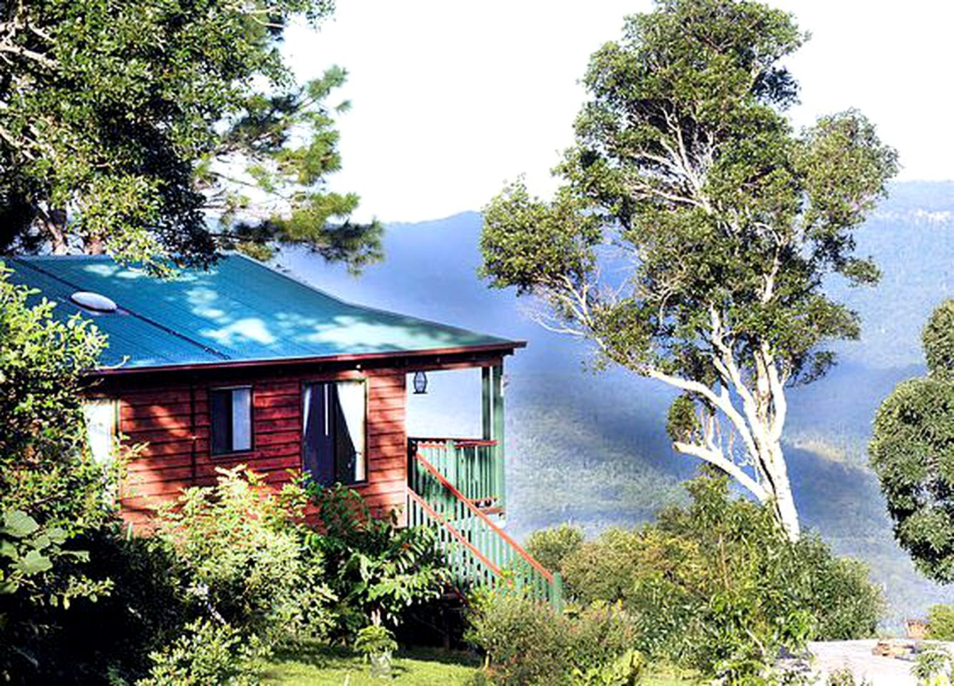 Cabins (Beechmont, Queensland, Australia)