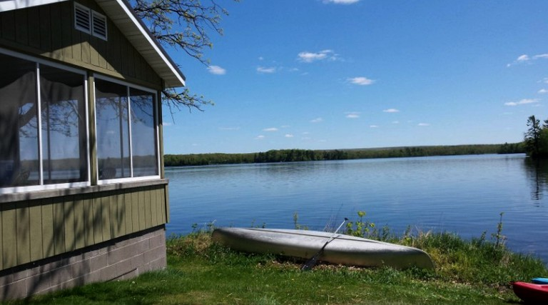 Gorgeous Vacation Rental on the Shores of Lake Chetac in Birchwood,  Wisconsin