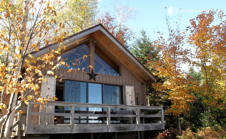 Luxury cabin vermont for Vermont mountain cabins