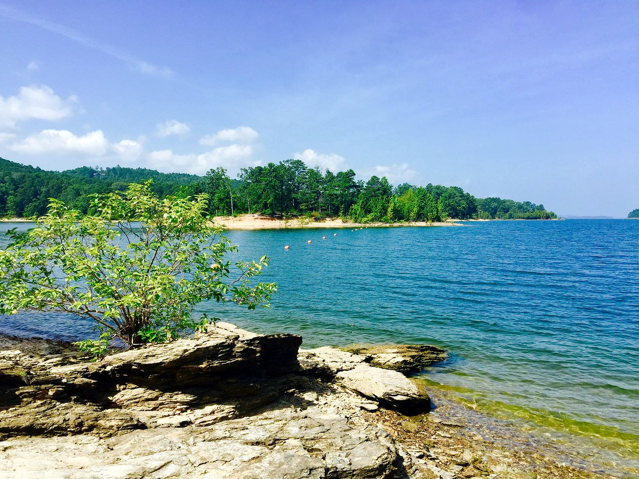 Riverfront vacation rental near Greers Ferry Lake, Arkansas