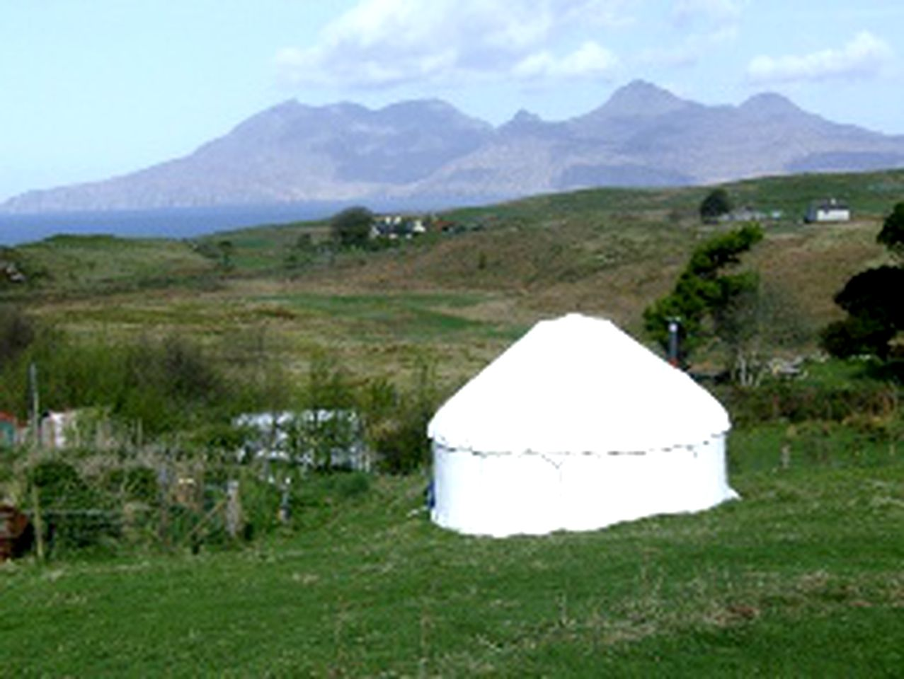 Rent the best yurts: Scotland glamping getaways