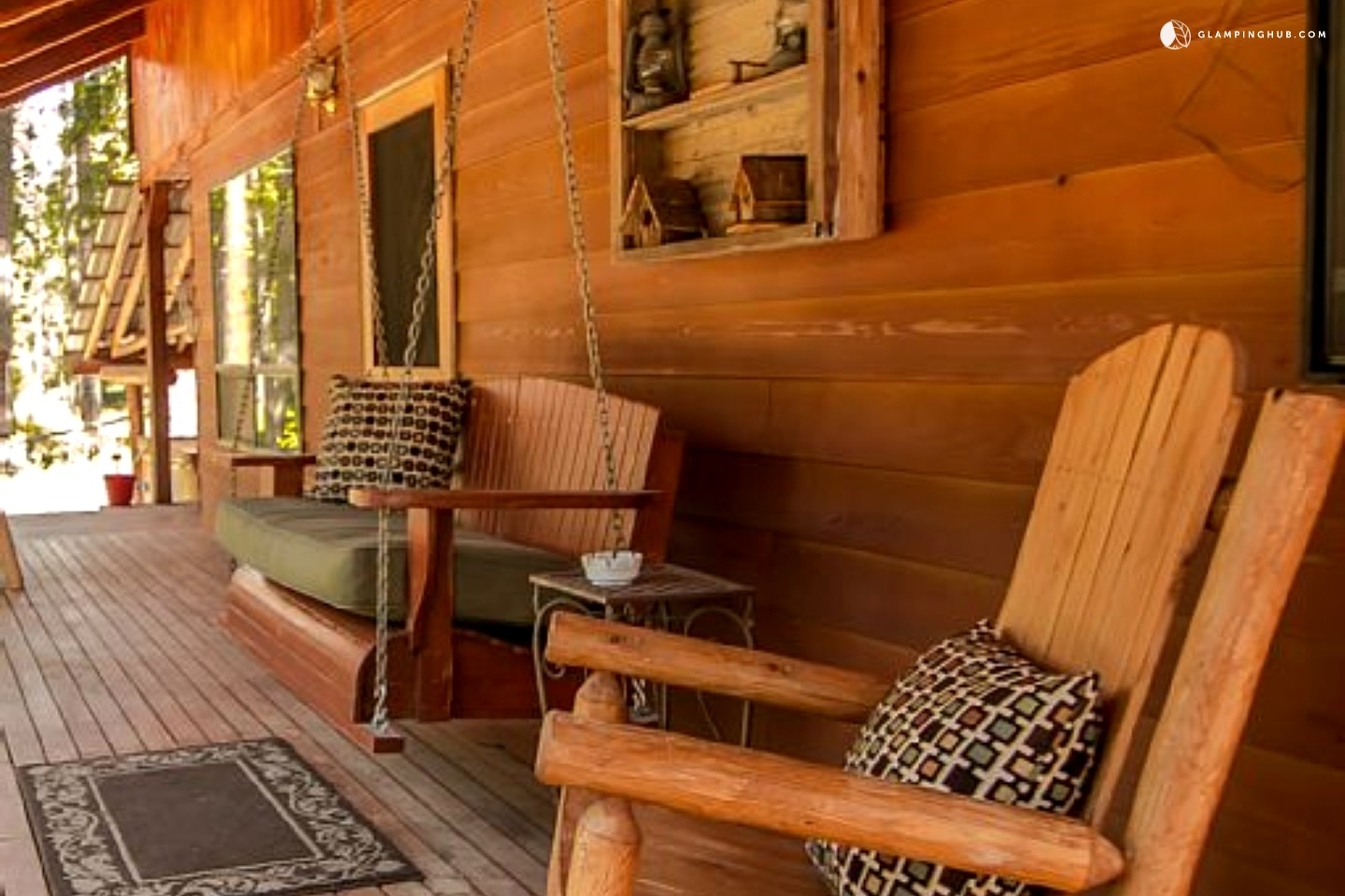 Luxury Cabin Rental Near Leavenworth Washington