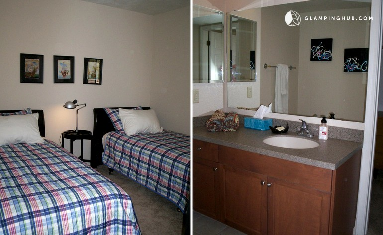 Villa rental in the sonoran desert for Mt lemmon cabin rentals pet friendly