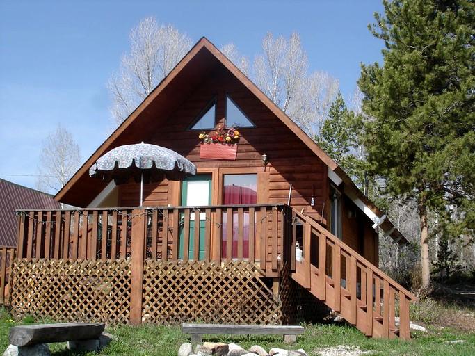 Vacation Cabin Near Shadow Mountain Lake Colorado