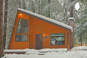 Winter weekend getaways from seattle for Crystal mountain cabin rentals