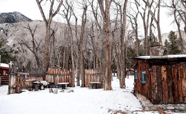 Nathrop cabin rental for Cabin rental colorado springs