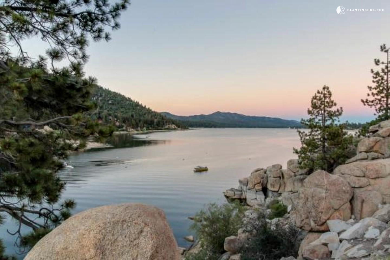 Family Getaway At Big Bear Lake California