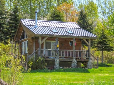 Unique Cabins for Rent in Michigan