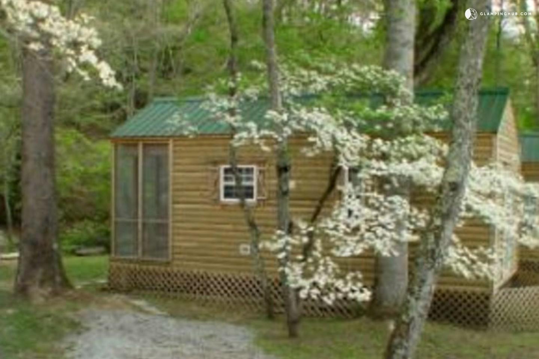 Cabin Rental In Bryson City North Carolina