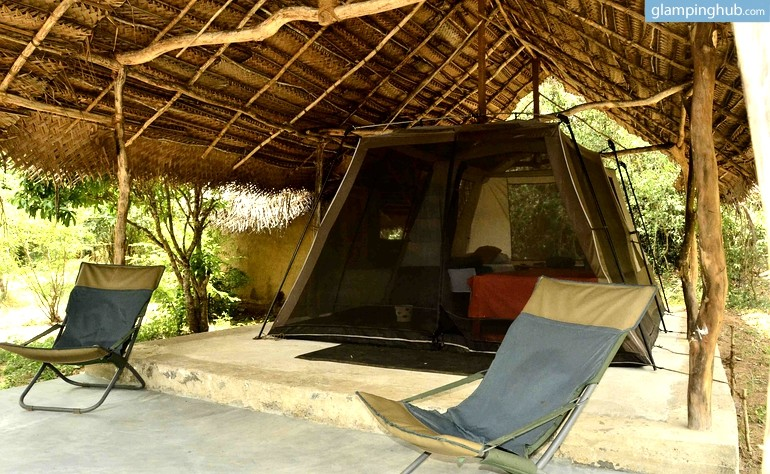 & Luxury Camping Tent in Sri Lanka | Glamping in Sri Lanka
