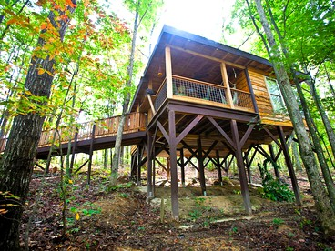 Luxury Camping in Tennessee | Glamping Hub
