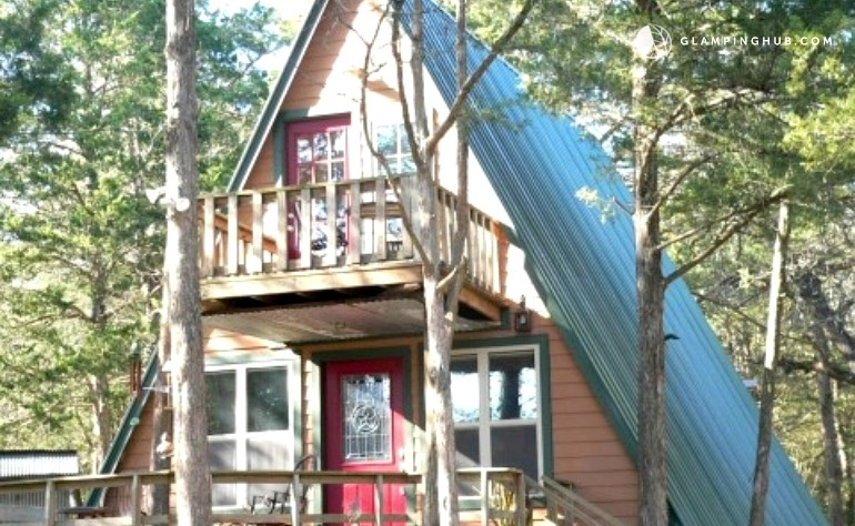 Cabin rental in texas Texas cabins in the woods