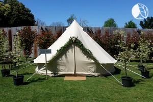 Photo of Cozy Tent Rentals with Flexible Location For Tent Camping near Sydney