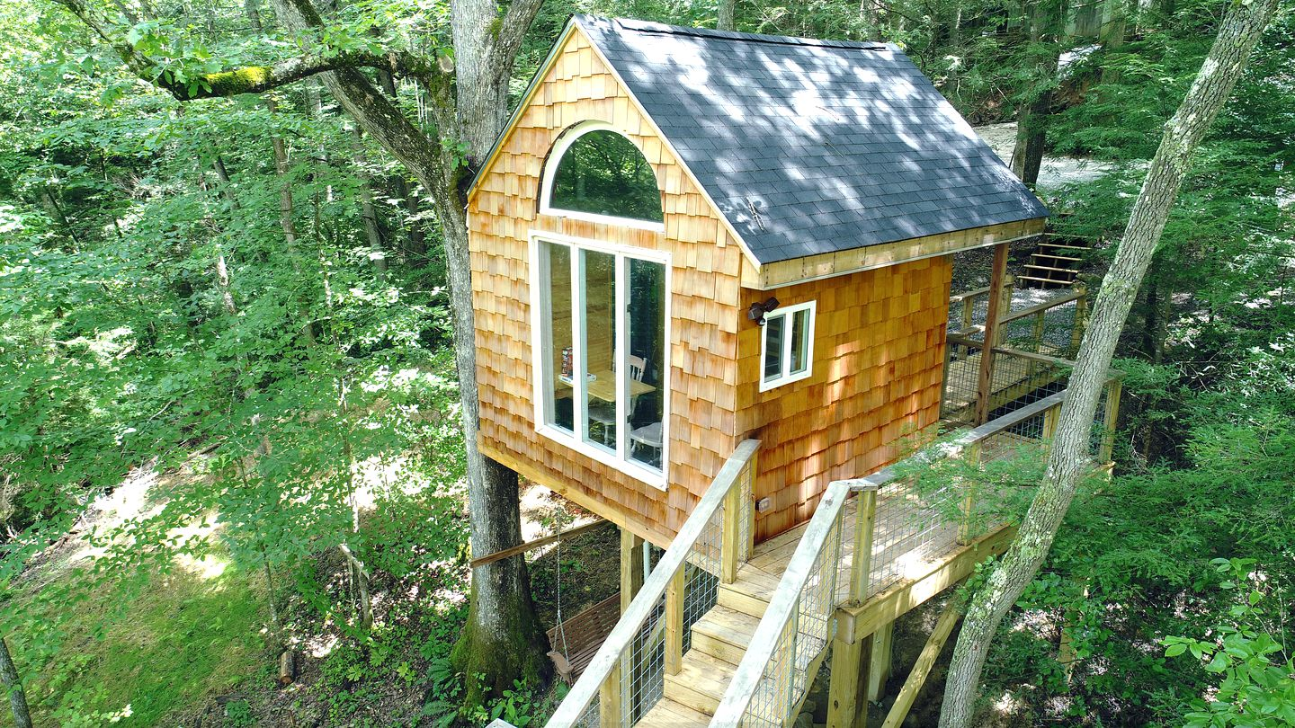Tree House Red River Gorge (Stanton, Kentucky, United States)